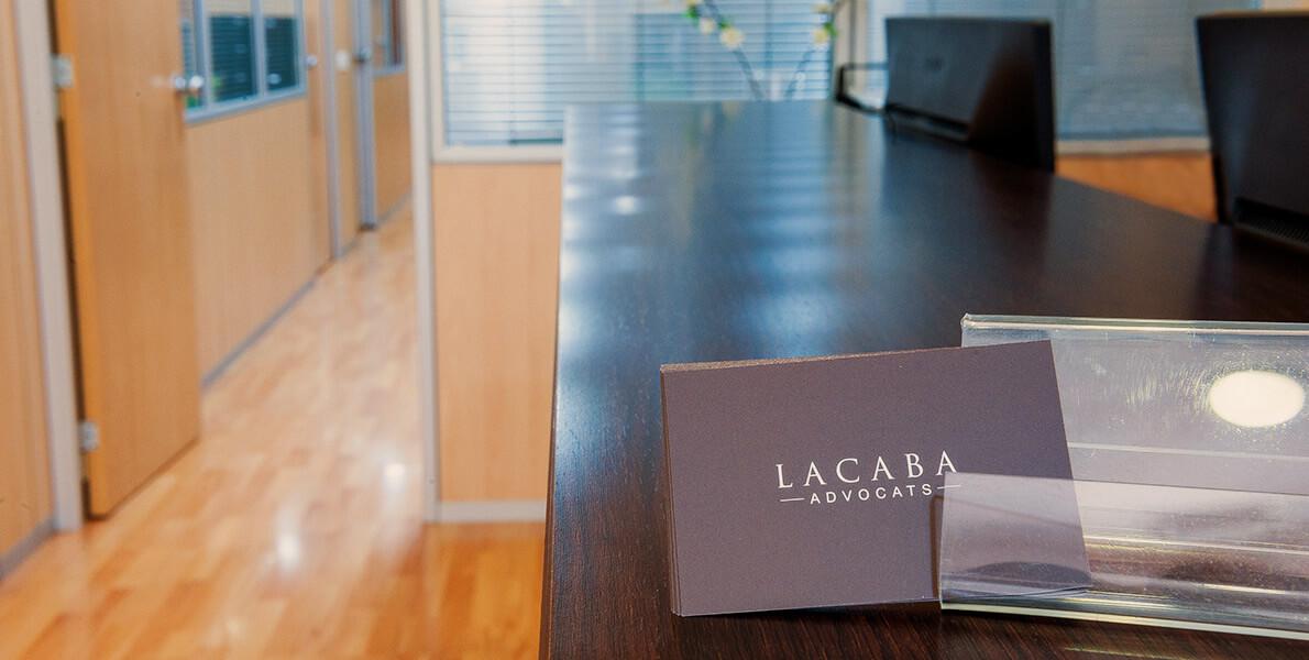 Oficina - Abogados Lacaba