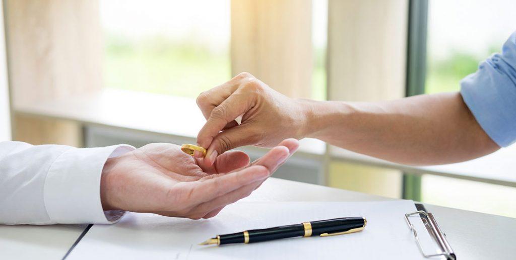 pasos a seguir de un divorcio expres